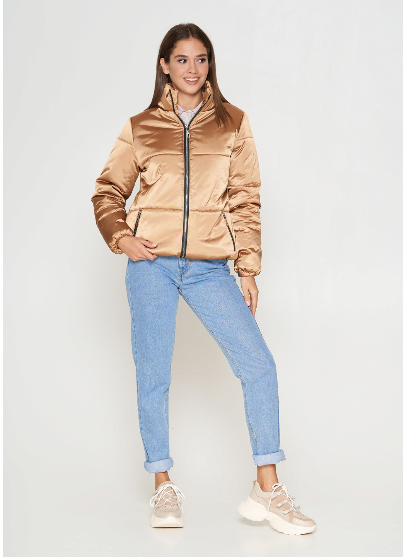 Куртка Ненси золото 16 купить в Украине: фото, цена, характеристики, отзывы - фото 1