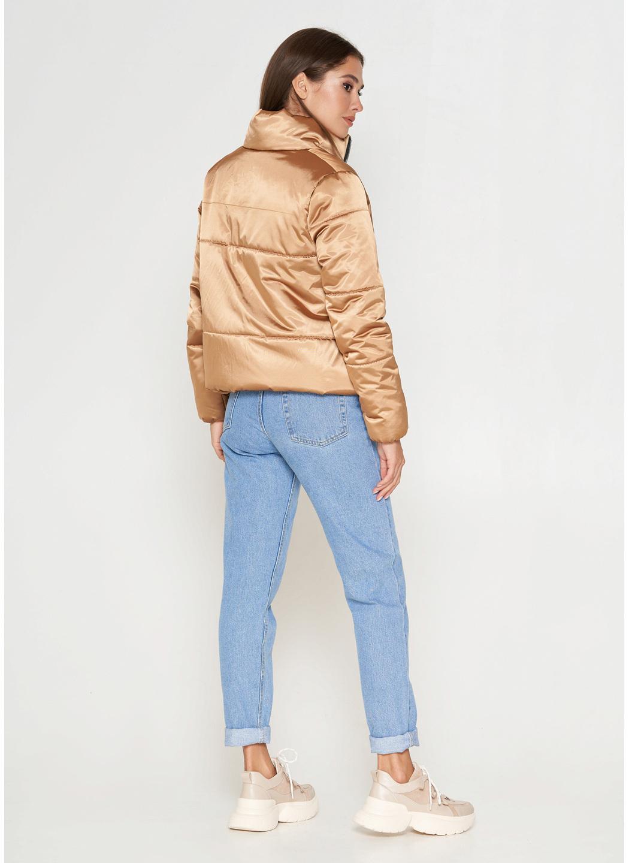 Куртка Ненси золото 16 купить в Украине: фото, цена, характеристики, отзывы - фото 2