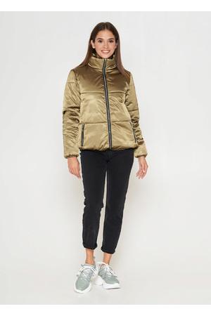 Куртка Ненси оливка 02