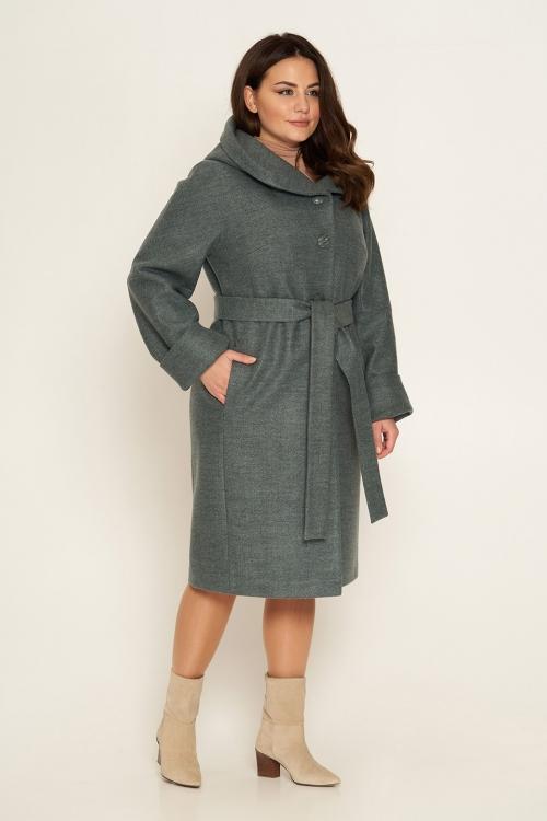 Женское зимнее пальто Лора