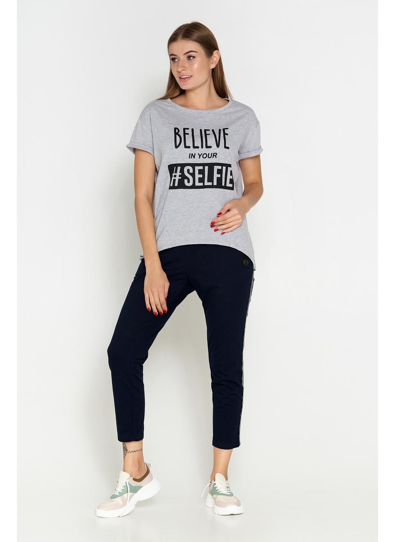 футболка батал серый 303 купить в Украине: фото, цена, характеристики, отзывы