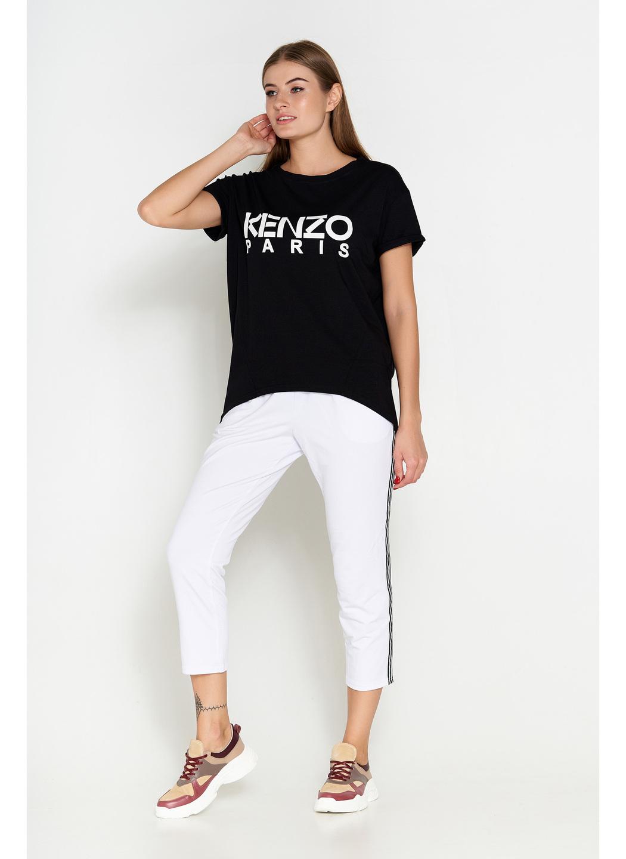 футболка батал черный 306 купить в Украине: фото, цена, характеристики, отзывы