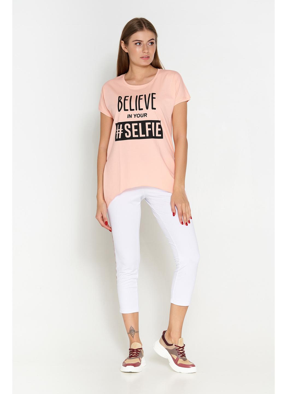 футболка пудра 405
