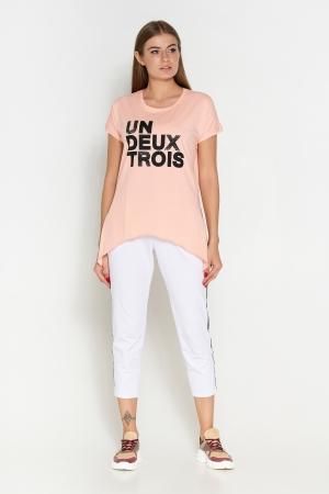 футболка пудра 406