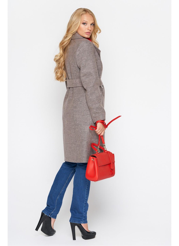 Пальто Валерия, шерсть, розовый купить в Украине: фото, цена, характеристики, отзывы - фото 2