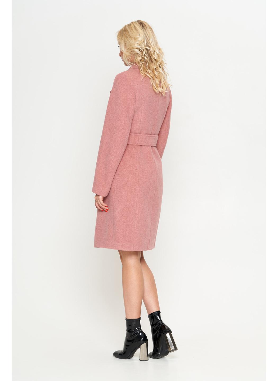 Пальто Лия, деми, розовый  купить в Украине: фото, цена, характеристики, отзывы - фото 2