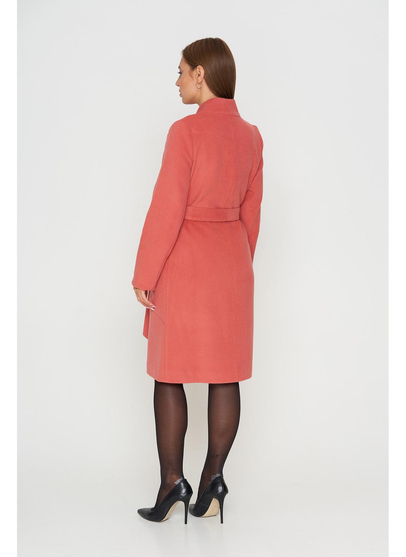 Женское Демисезонное Пальто Венеция Кашемир Помада купить в Украине: фото, цена, характеристики, отзывы - фото 2