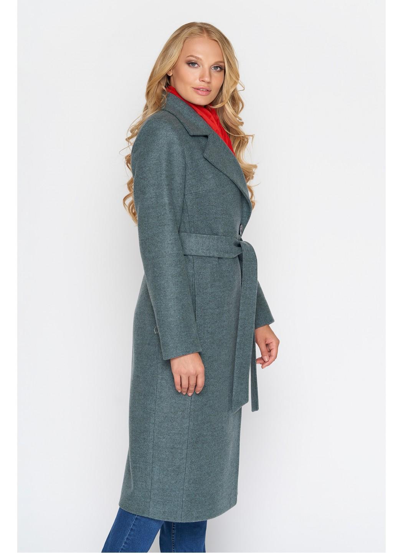 Женское Демисезонное Пальто Мария Шерсть Оливковый купить в Украине: фото, цена, характеристики, отзывы - фото 2