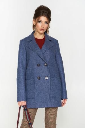 Пиджак Виктория, деми, ш/е, темно-синий 9902