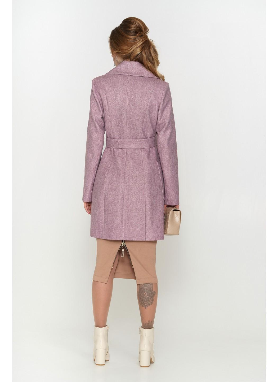 Пальто Лондон, деми, ш/е, розовый купить в Украине: фото, цена, характеристики, отзывы - фото 2
