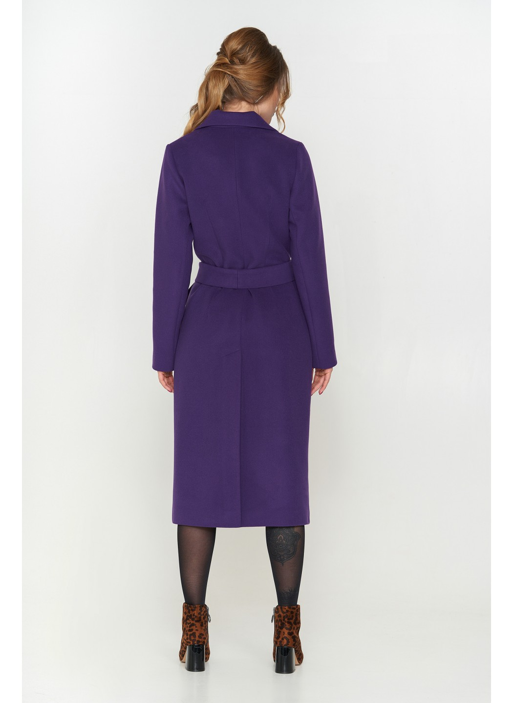 Пальто Мария, кашемир, фиолетовый купить в Украине: фото, цена, характеристики, отзывы - фото 2