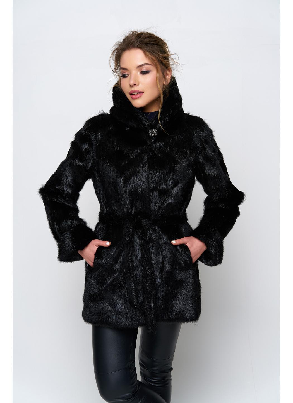 Меховое пальто Жасмин