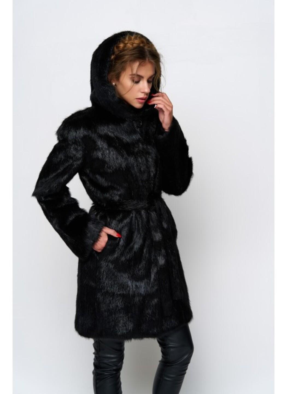 Классическое меховое пальто Лилия купить в Украине: фото, цена, характеристики, отзывы - фото 1