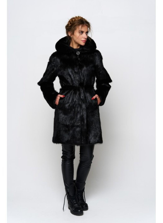 Классическое меховое пальто Лилия купить в Украине: фото, цена, характеристики, отзывы - фото 3