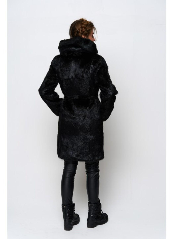 Классическое меховое пальто Лилия купить в Украине: фото, цена, характеристики, отзывы - фото 2