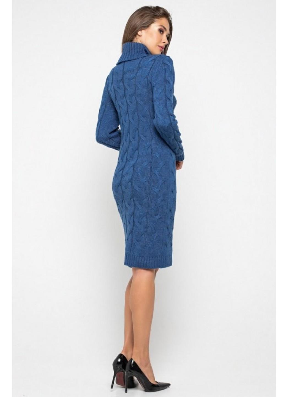 Женское Вязаное платье Сабрина Джинс купить в Украине: фото, цена, характеристики, отзывы - фото 2